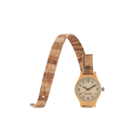 Women SMALL DOUBLE  Cork