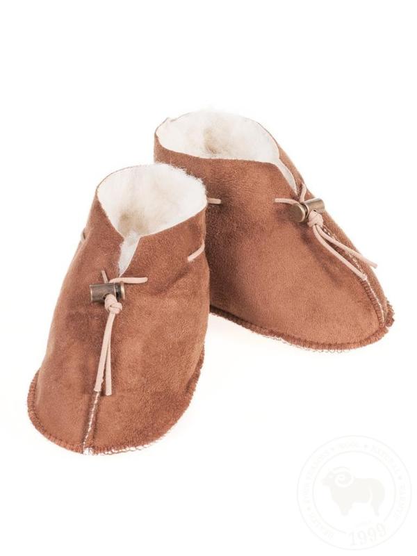 Baby - peuterslofjes Velour