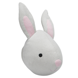 Knitted animal Bunny