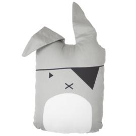 Kussen Pirate Bunny