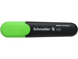 Tekstmarker Schneider Job 150 groen