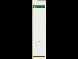 Rugetiket Leitz zelfklevend 1640 58X290MM 10 stuks wit