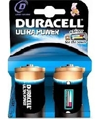 Duracell Ultra Power D Blister 2