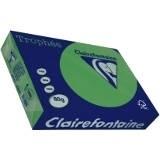 Trophee gekleurd papier A4 80 gr 500 vel Biljard groen