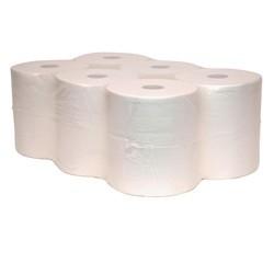 Handdoek rol Tissue 2 lgs 6 x 140 mtr Eco