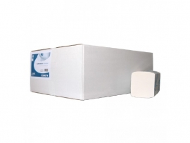 Handdoekjes Euro ECO interfold, cellulose 3 lgs 42 x 21 cm 20 x 100 stuks