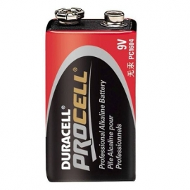Duracell Procell 9V 2-pack
