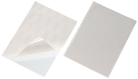 Durable, zelfklevende hoezen POCKETFIX, A4, transparant 25 stuks