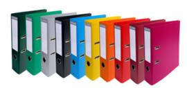 EXACOMPTA PVC-Ordner Premium  A4 50 mm basis kleuren