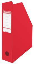 Esselte tijdschriftcasette  VIVIDA A4, PVC, rood, 70 mm