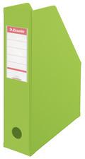 Esselte tijdschriftcasette  VIVIDA A4, PVC, blauw, 70 mm