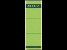 Rugetiket Leitz zelfklevend 1642 58X190MM 10 stuks groen