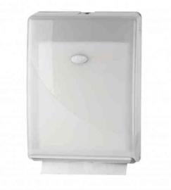 Handdoek dispenser - multifold, c-fold