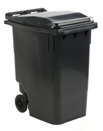 Mini-container 360 ltr grijs
