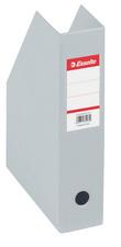 Esselte tijdschriftcasette  VIVIDA A4, PVC, grijs, 70 mm