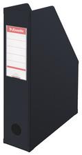 Esselte tijdschriftcasette  VIVIDA A4, PVC, zwart, 70 mm