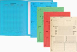 EXACOMPTA Procedure-bestandsmappen 250 x 320 mm, 25 st.