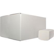Handdoekpapier 2 laags z vouw cellulose 22 x 24 cm 16 x 200 stuks