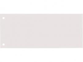 Scheidingsstrook Kangaro smal 105x240mm wit