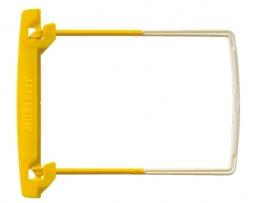 Jalema clip buismechaniek geel