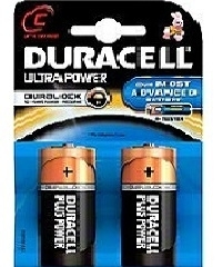 Duracell Ultra Power C Blister 2