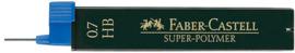 FABER-CASTELL potloodstiften 0,7 mm 2B Super-Polymer koker