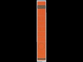 Rugetiket Leitz zelfklevend 1648 38X290MM 10 stuks rood