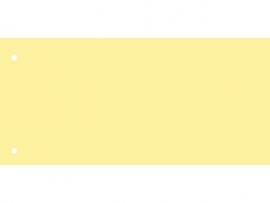 Scheidingsstrook Kangaro smal 105x240mm geel