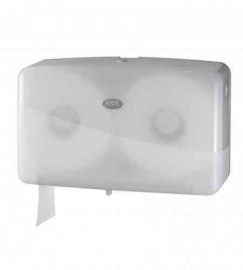 Jumbo toiletrol dispenser - MINI DUO - max. Ø 20 cm