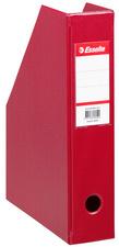 Esselte tijdschriftcasette  VIVIDA A4, PVC, bordeaux, 70 mm