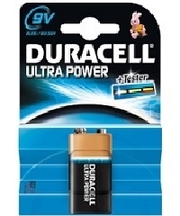 Duracell Ultra Power 9V Blister 1