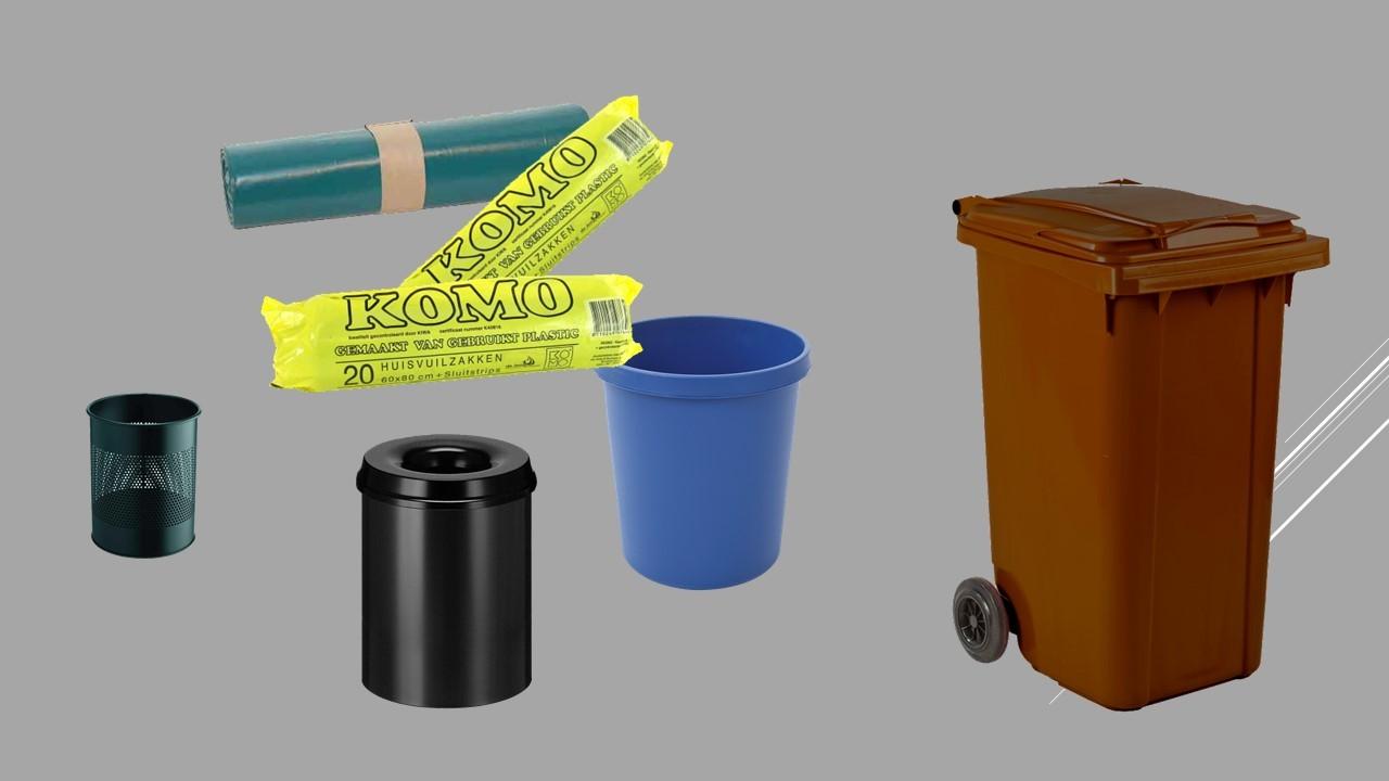 Afval verwerking