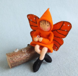 Fladderaar - oranje