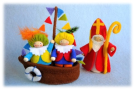 Sinterklaasbootje