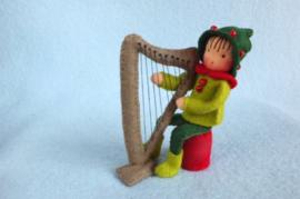 Harpspeler