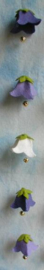 Klokjeshanger - paars