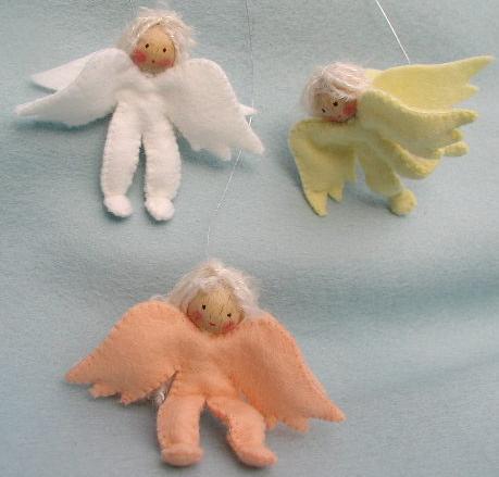 Drie engeltjes