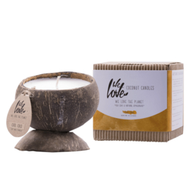 WE LOVE THE PLANET - Coconut candle Cool Coco