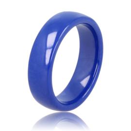 MY BENDEL - KERAMIEK - 6MM - Kobalt blauw