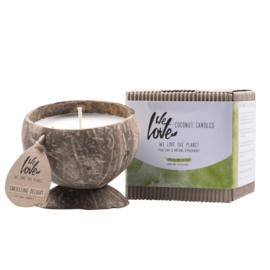 WE LOVE THE PLANET - Coconut candle Darjeeling Delight