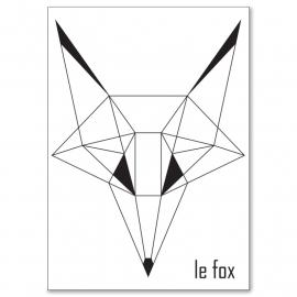 Kaart Le Fox