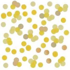 Confetti Geel & Goud