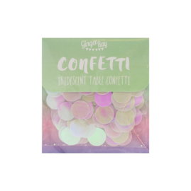 Confetti Iridescent Party