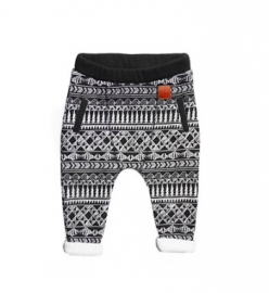 Sweatpants 'Ethnic Print'
