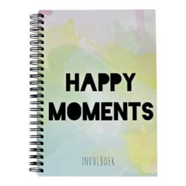 Happy Moments invulboek
