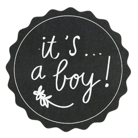 Stickers It's a boy!