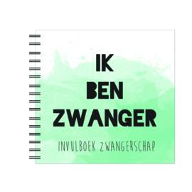 Boek Zwanger Mint