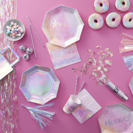 Bekers Iridescent Party