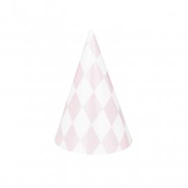 Feesthoedjes  'Pink Diamond'