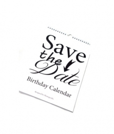 Kalender Save the Date